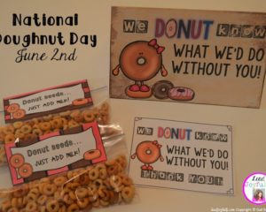 National Doughnut (Donut) Day is June 2nd