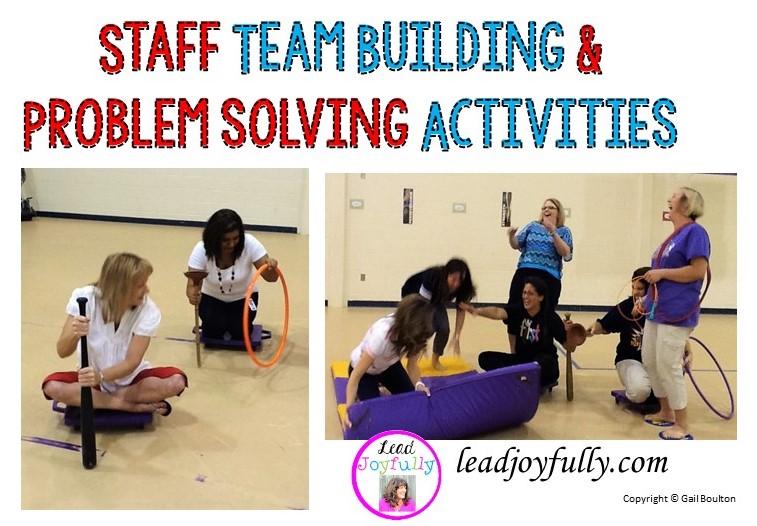 pe problem solving activities